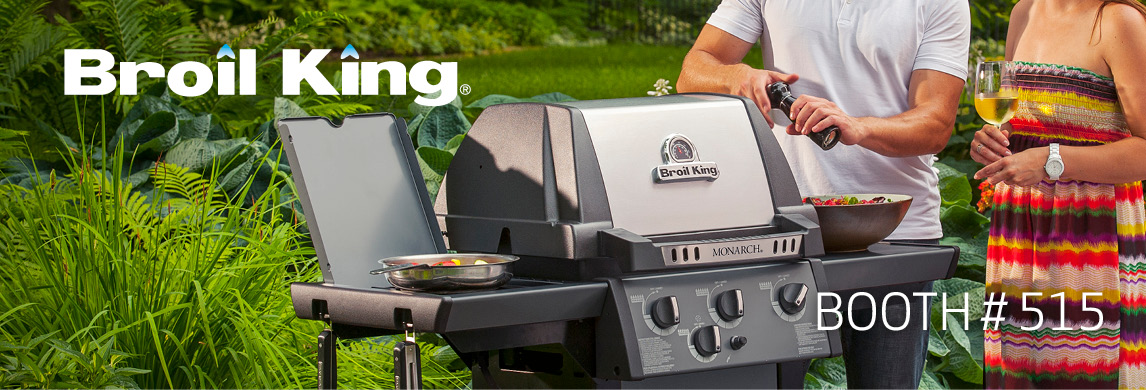 Broil King Grills and Accessories for Corporate Incentives at PPAI Expo
