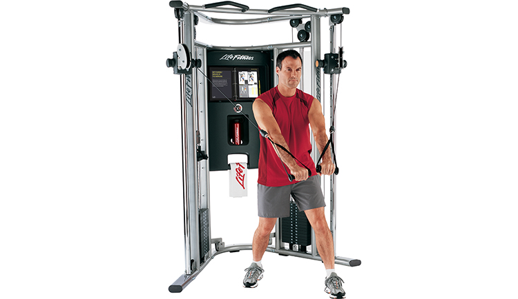 Your employees and customers will love the Life Fitness G7 Home Gym System