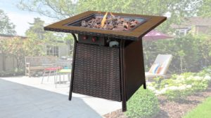 A LP Gas Outdoor Firebowl makes for a memorable corporate gift