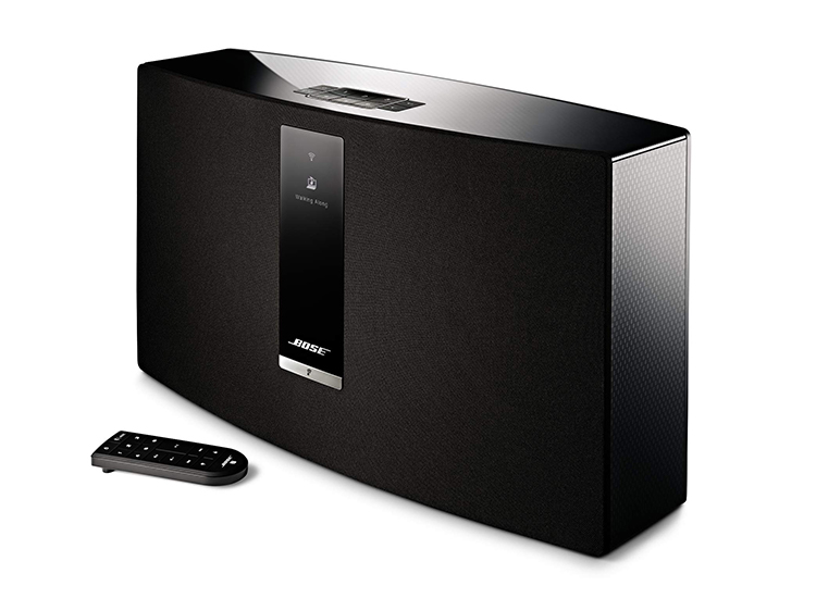 SoundTouch® 30 Series III wireless speaker - Black