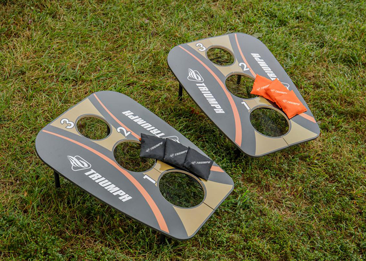 Triumph Sports - 3 Hole Folded Bag Toss for corporate gifts and incentives