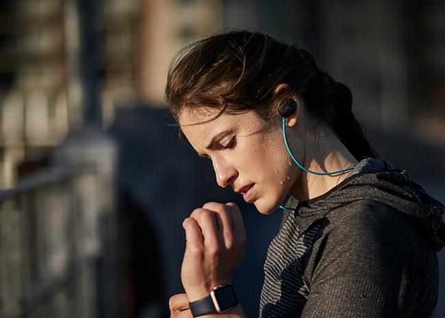 BoseSoundSport wireless headphones - Aqua