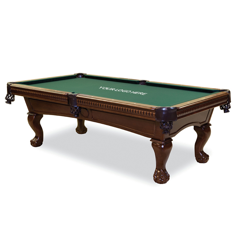 8' Dutchess Pool Table with Premium Kit