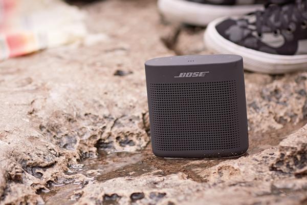 Bose SoundLink Color Bluetooth<sup>®</sup> speaker II - Soft Black