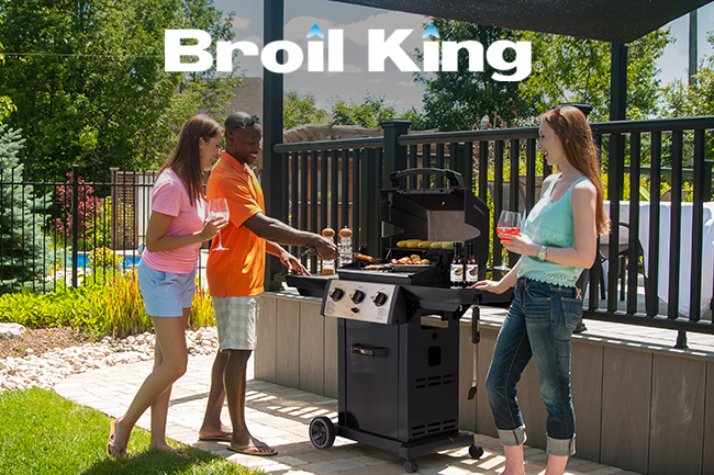 a leading manufacturer of performance grills for both novices and experts,