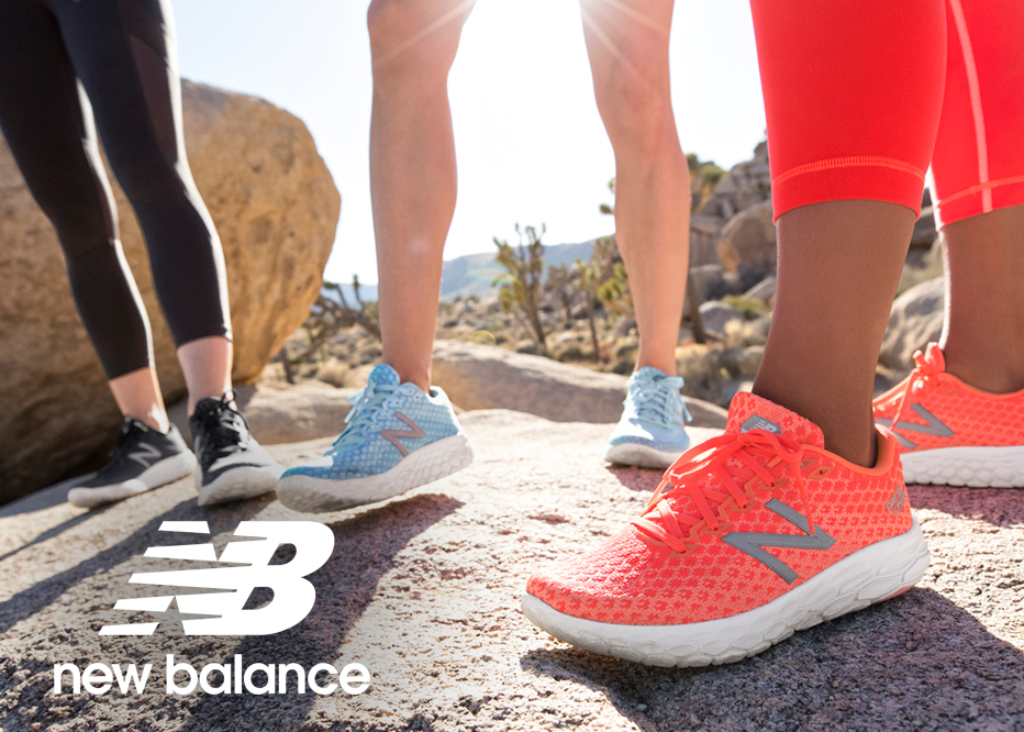 New Balance – the perfect blend of fashion & function