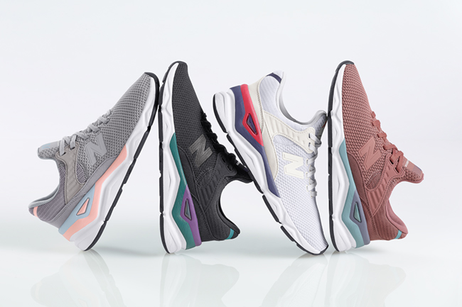 For the event, we'll help you select a variety of existing New Balance styles and colors that are most appropriate for the expected attendees