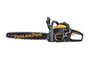 "Poulan Pro - 50cc, 20"" Chainsaw with Carry Case"