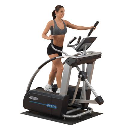 Body-Solid Endurance Self Powered Center Drive Elliptical