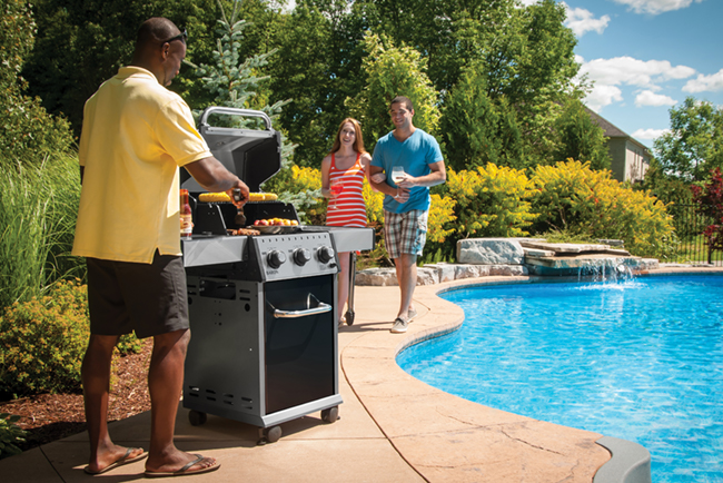 Baron™ Series grills are griller's dream incentive gifts