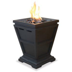 Mr. Bar-B-Q® LP Gas Outdoor Fireplace - Small