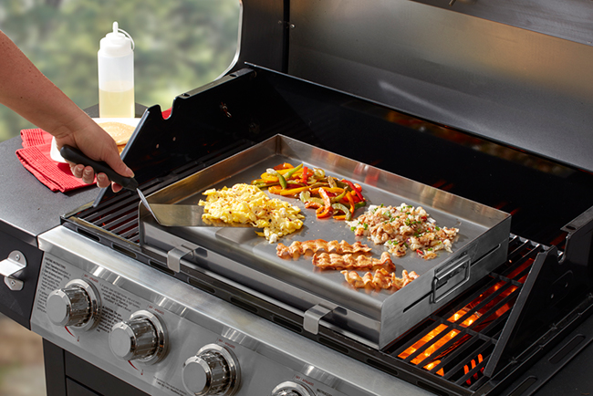 Complete grilling sets for corporate gifts