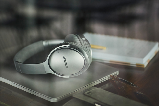 QuietComfort 35 wireless headphones II are engineered with world-class noise cancellation. And now they're optimized for Alexa and the Google Assistant