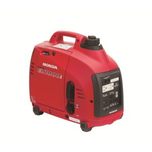 Honda 1000i Watt Super Quiet Series Generator