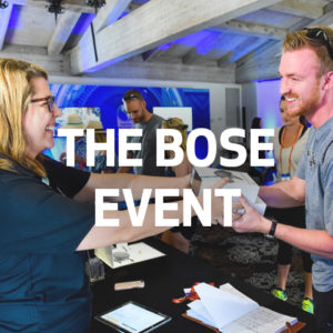 The Bose Event