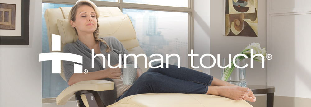 For almost 40 years, Human Touch has developed state-of-the-art massage and other wellness products designed to replicate the techniques used by massage professionals.