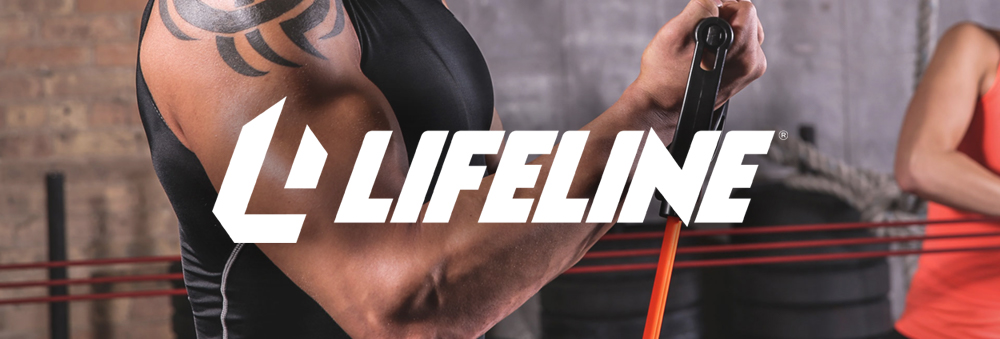 Lifeline, a fitness leader for over 40 years, continuously develops revolutionary training tools that define the benchmark in professional grade products used for bodyweight, progressive variable resistance and functional training.
