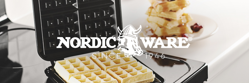 Family-owned and largely American-Made since 1946, Nordic Ware produces high quality cooking & baking products you'll enjoy for a lifetime.