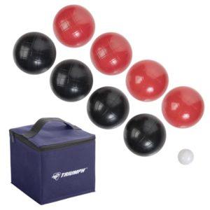 Triumph Sports Bocce Ball Set