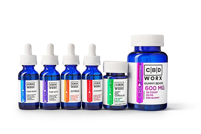 Unrivaled purification process boosts CBD's therapeutic benefits
