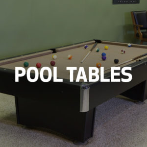 CL Bailey Pool Tables