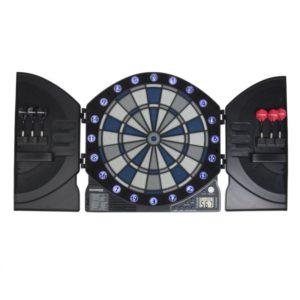 Bullshooter - Illuminator 3.0 Electronic Dartboard Cabinet Set