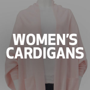 Cashmere Counter women's cardigan