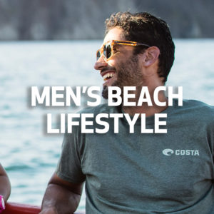 Costa men's beach lifestyle