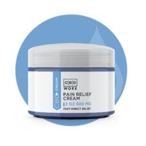 CBD Worx Pain Cream
