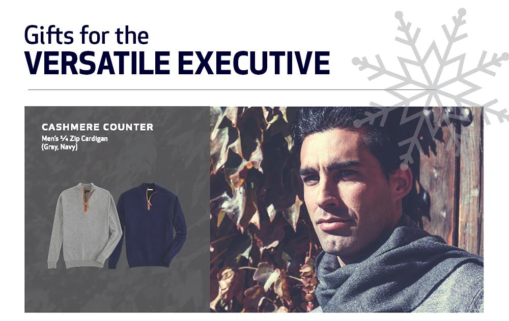 Durable rewards for the versatile executive
