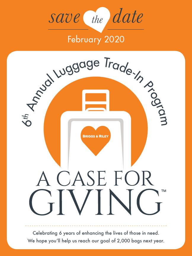 Briggs & Riley Luggage Trade-In