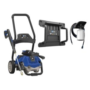 AR Blue Clean 2050 PSI - 1.4 GPM - Electric Pressure Washer 2N1 Package