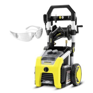 Karcher 2000 PSI - 1.3 GPM - Electric Pressure Washer Package