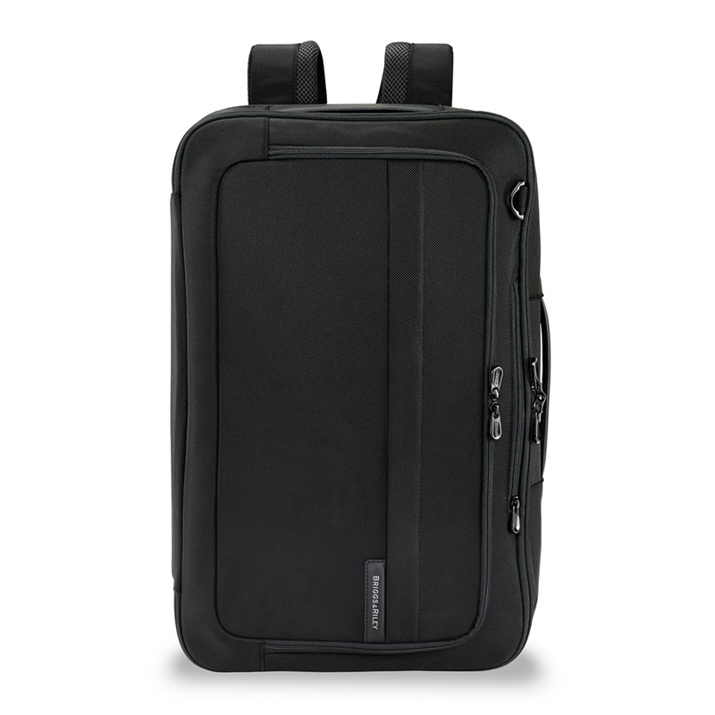 Baseline Convertible Duffle Backpack - Black