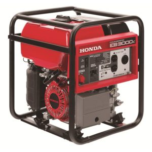 Honda 3000 Watt Industrial Series Generator