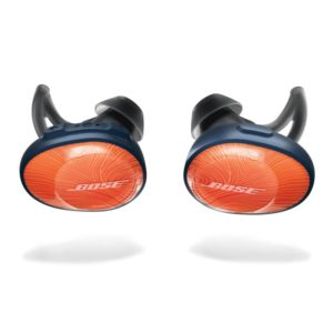 SoundSport Free wireless headphones - Bright Orange