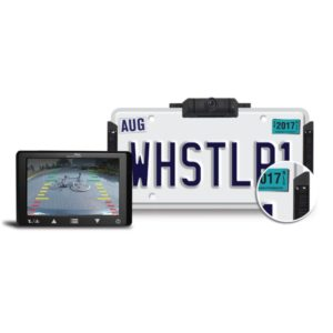 Whistler Safety Backup Camera