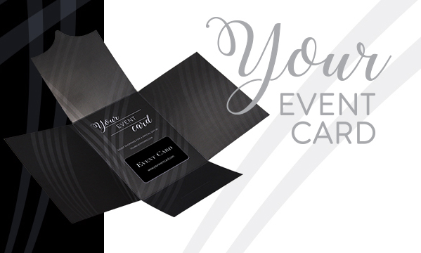 Our Your Event Card Program