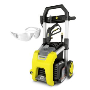 Karcher 1700 PSI - 1.2 GPM - Electric Pressure Washer Package