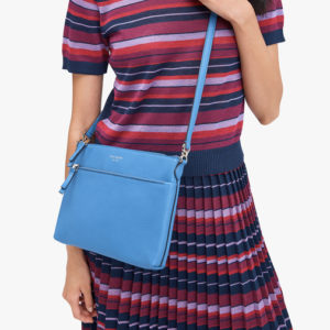 Polly Medium Crossbody - Deep Cornflower