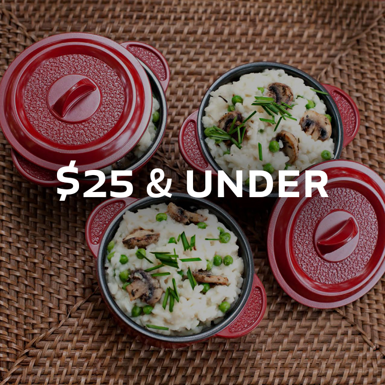 Holiday Gifts $25 & Under