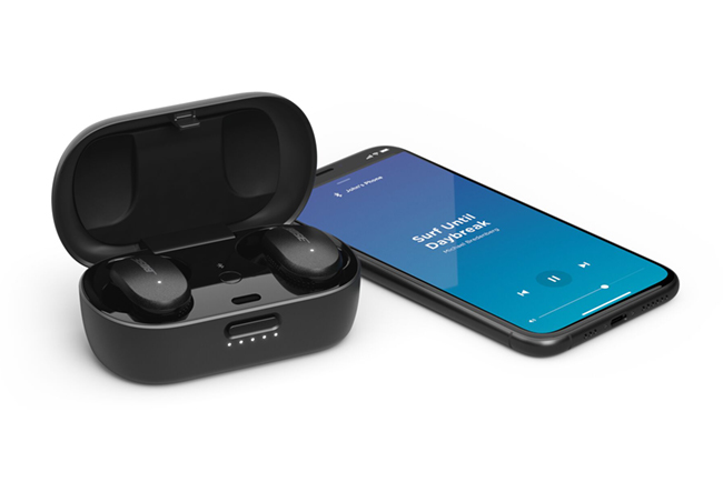 The QuietComfort Earbuds are sleek, wireless, and equipped with the world's most effective noise-canceling technology, making them a true standout in the greater earbud market