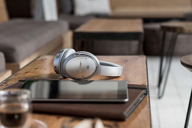 QuietComfort 35 wireless headphones II - Silver