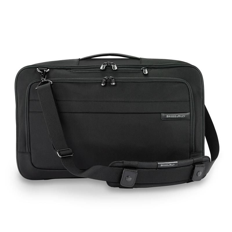 Baseline Convertible Duffle Backpack - Black