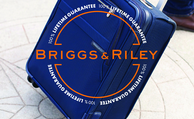 And regardless of whether they're using their premium bags at home, the office, or on the road, they're covered by the brand's simple as that® lifetime guarantee.