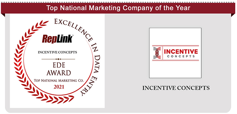 RepLink's Excellence in Data Entry Awards emphasize the connection between strong data practices, sales, and customer service