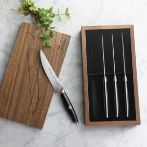 4-Piece Thomas Keller Signature Steak Knife Set