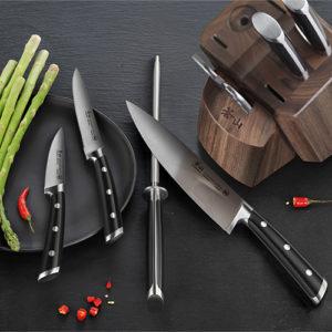 8-Piece TS Series Knife Set